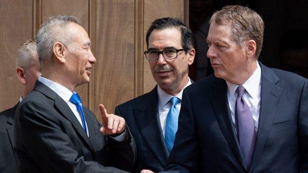 彭博:中美新一輪談判下週舉行 地點有變