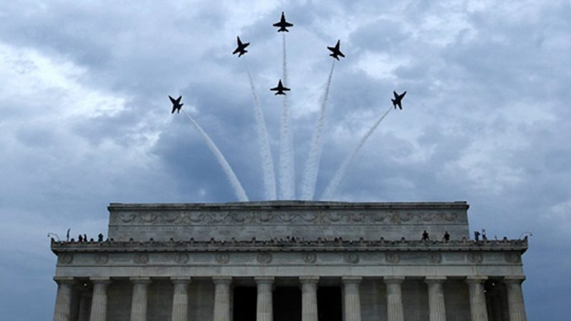 盘点:美国独立日展示的尖端武器(组图)