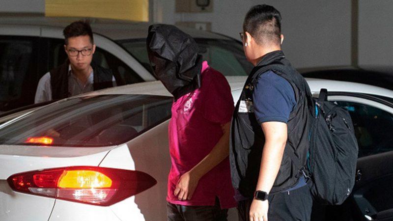 香港黑老大機場被捕 傳元朗打人後欲潛逃
