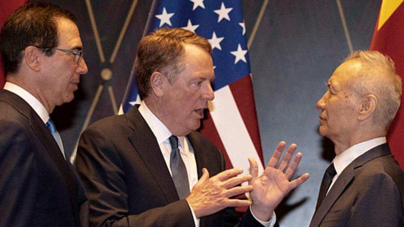 中美贸易谈判破裂?美方代表提前奔赴机场
