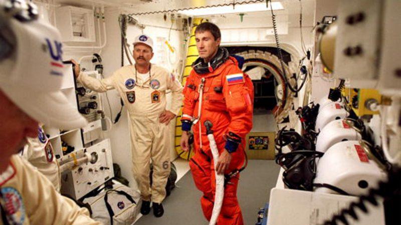"""""""最惨宇航员""""被遗忘太空1年 返回时大吃一惊"""