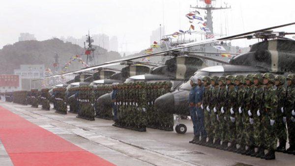 香港局势难料 美媒:中共军队正在边境集结