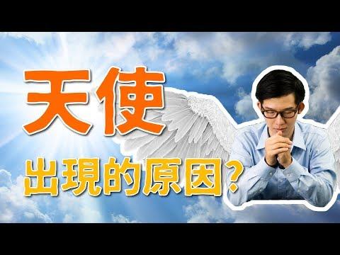 天使真实现身?聊聊祂究竟存不存在、天使下凡的背后原因是……?
