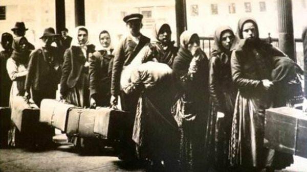 华人移民美国的历史(一):1848-1890第一次移民潮