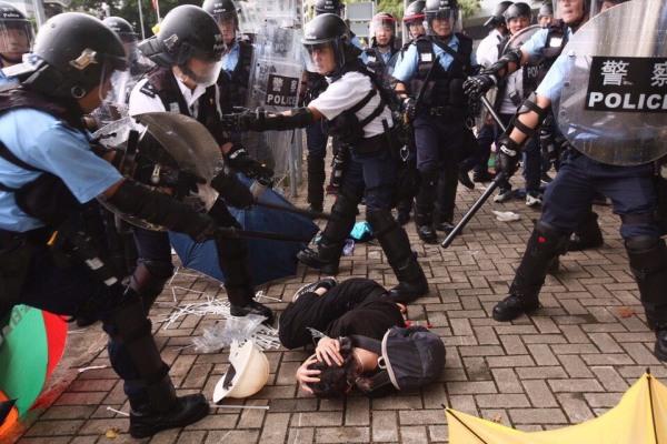 《石濤聚焦》「港警開始大拘捕」 林鄭冷血藐視百萬港人遊行
