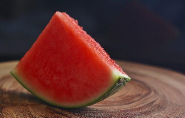 大暑节气期间天气炎热,西瓜自古以来就是消暑的首选水果。(Pixabay)