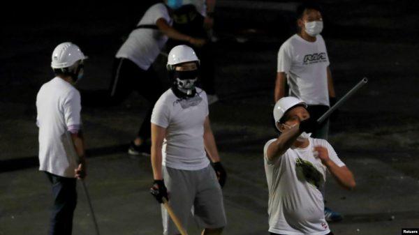 重演六四或危及政权?美媒:北京暂不倾向武力镇压香港