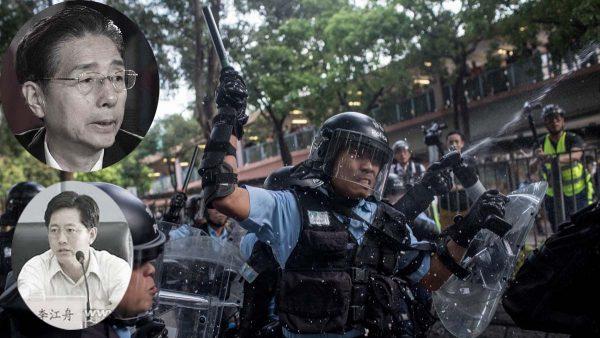 传郭声琨秘赴深圳 暗撑港警抓捕抗议人士
