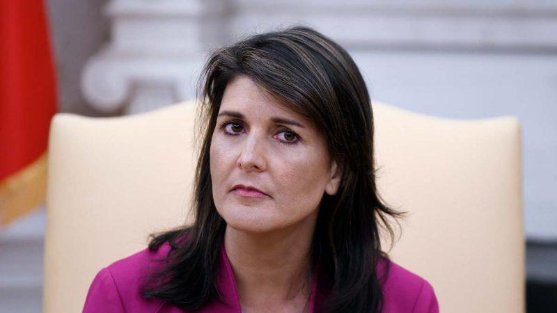 美前駐聯合國大使針對香港局勢發出嚴重警告