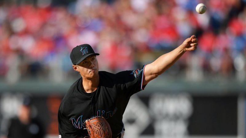 MLB陳偉殷再挨轟 刷新馬林魚牛棚紀錄