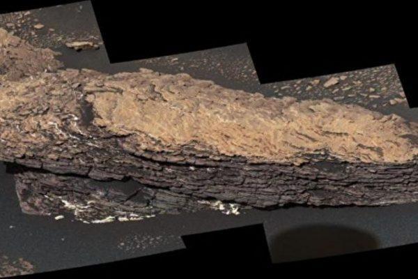 登陸火星七周年 好奇號探測器又有新發現