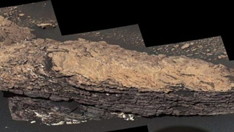 登陆火星七周年 好奇号探测器又有新发现