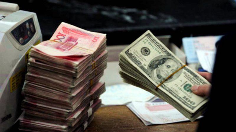 專家:人民幣破7 加速中國金融風暴