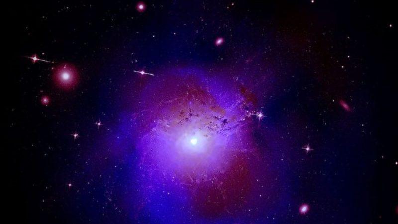 新研究:暗物質或來自大爆炸之前