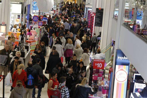 美勞動市場緊俏 強勁消費需求支撐經濟不衰