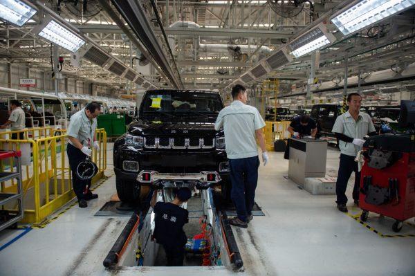 大陆20上市车企 负债破万亿 创史上新高