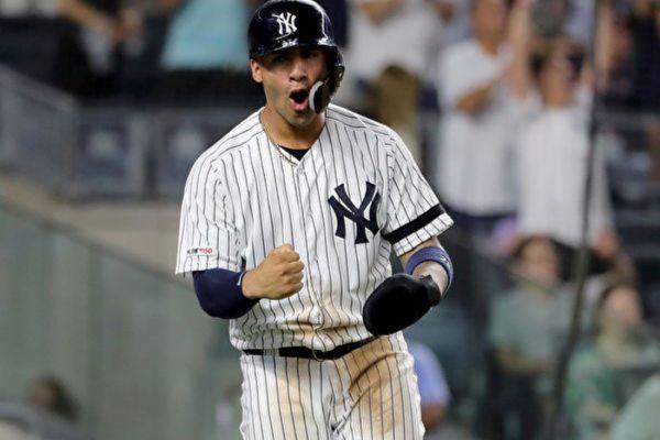 MLB洋基双重赛7轰金莺 本季对战59轰