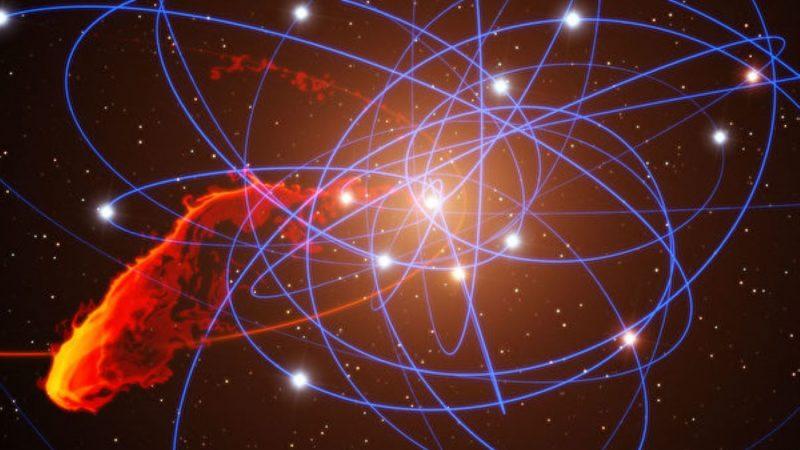 银河系中心突现超强爆发 科学家震惊