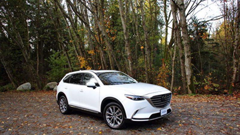李奥:涡轮新技术 2019 Mazda CX-9