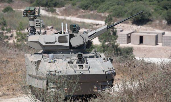 以色列研发未来坦克 可进行城市巷战