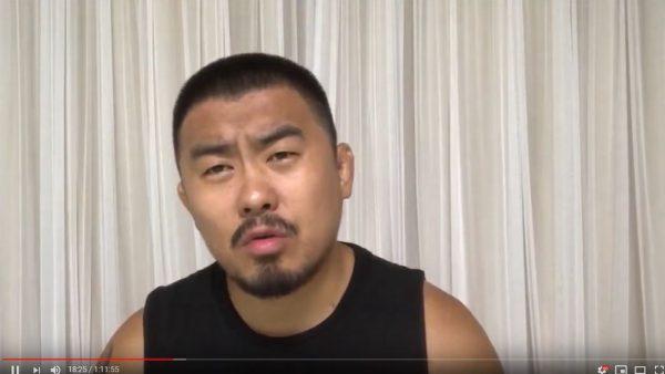 徐曉冬直播讚香港 暗諷環時記者付國豪「丟人」