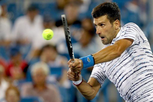 辛辛那提網賽球王爆冷 俄羅斯新星闖決賽