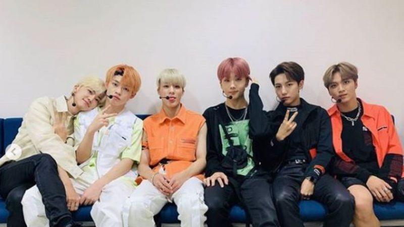 NCT DREAM新作连两周摘Hanteo单周榜冠军