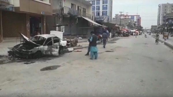 阿富汗庆独立百周年 东部城市遭逾10起爆炸酿123伤