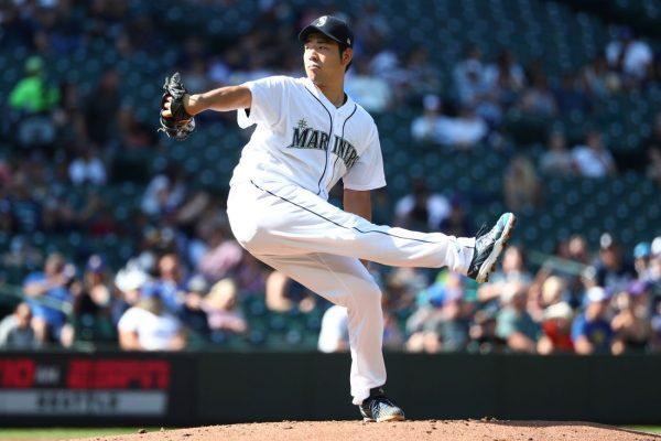 MLB菊池雄星完封蓝鸟 投出赴美代表作