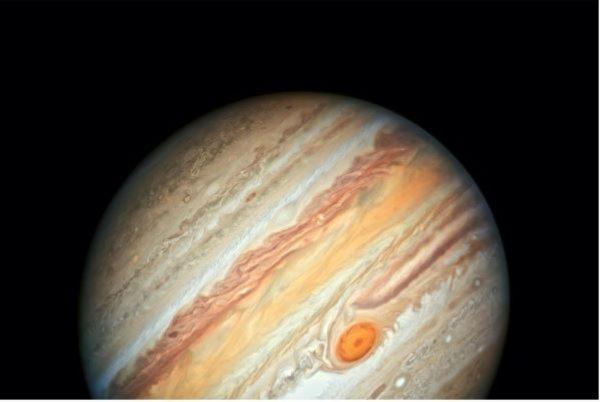木星曾与原行星对撞 摧毁原始致密核心