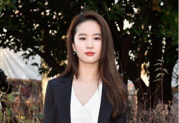 劉亦菲撐警引全球抵制 《花木蘭》海報遭惡搞