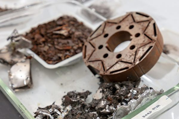 美國新發明:可從磁鐵中萃取稀土 純度99.5%