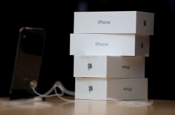 消息:蘋果將在九月推出三款新iPhone