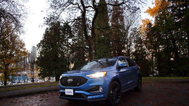 車評:高性能SUV!?2019 Ford Edge ST