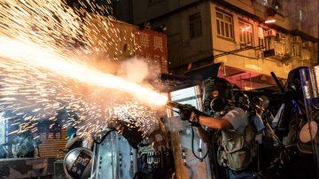 香港700電影必发彩票注册送18元登報反對警暴 重申五大訴求