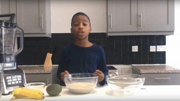 英11歲童自學烹飪 獲資助成最年輕餐館老板