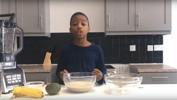 英11岁童自学烹饪 获资助成最年轻餐馆老板
