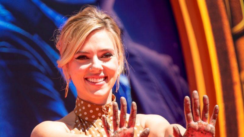 年赚5600万美元 全球片酬最高的女影星是她