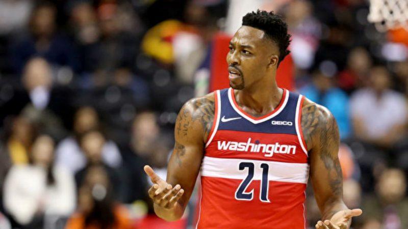NBA湖人與霍華德再續前緣