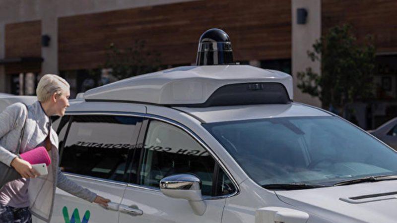 Waymo将分享部分自驾车数据 开始做雨季测试