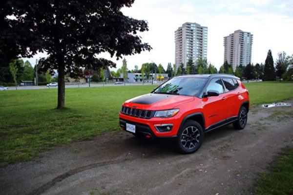 车评:越野专家 2019 Jeep Compass Trailhawk