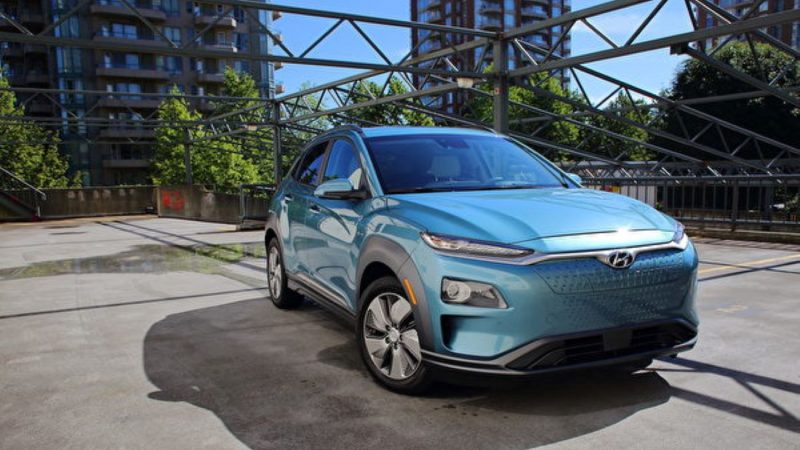 車評:物超所值 2019 Hyundai Kona Electric