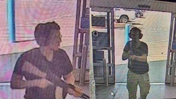 德州卖场枪案 疑仇恨犯罪 军人奋不顾身救小孩(视频)