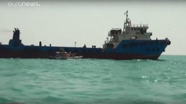 伊朗扣押走私油轮 伊拉克石油部:与我们无关
