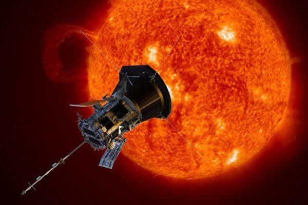 太陽探測器成功發回大量數據 超預期50%