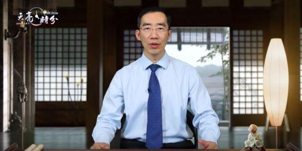 【天亮时分】川普转推中共军车进入香港的视频