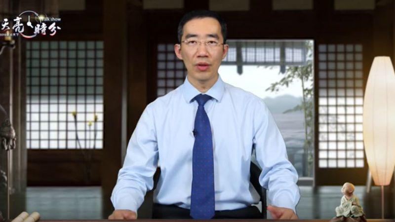 【天亮時分】川普轉推中共軍車進入香港的視頻