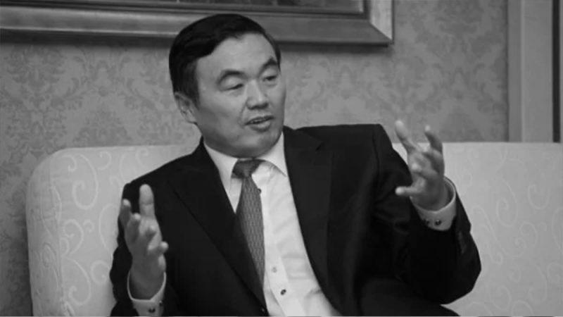 中共金融高官胡怀邦被查 涉三大案