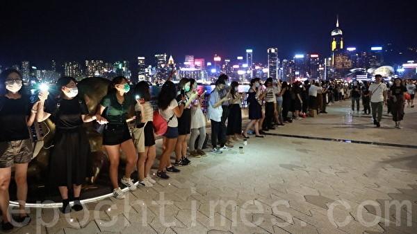 """高天韵:""""香港之路""""呼应历史 再展抗共决心"""