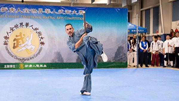新唐人武術大賽口碑佳 習武者慕名而來